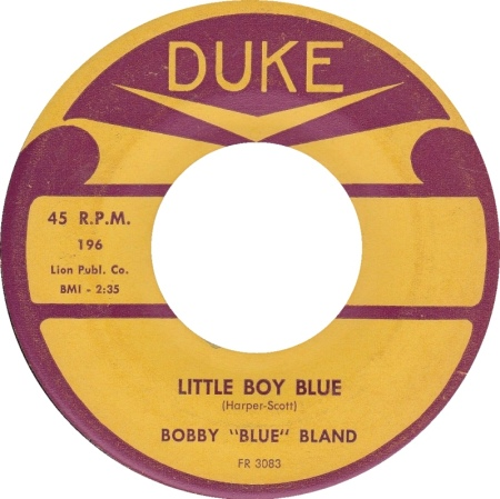 bobby-blue-bland-little-boy-blue-duke