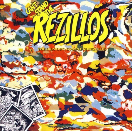 Rezillos - Can't Stand The Rezillos The (Almost) Complete Rezillos front