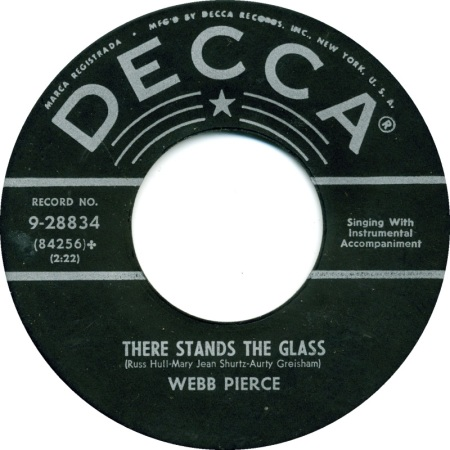 webb-pierce-there-stands-the-glass-decca